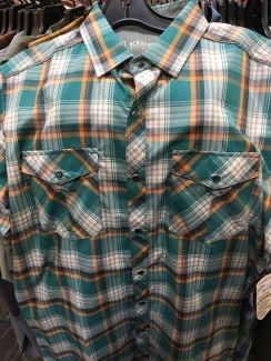 Kuhl short sleeve snap button shirt