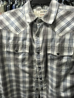 Urban Pipe Line - Snap Button Shirt