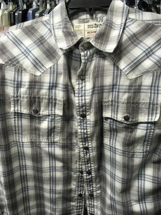 Urban Pipe Line - Snap Button Shirt