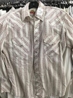 Miller western snap buttons shirt