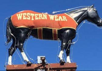 Rods Western Palace: True Western Living