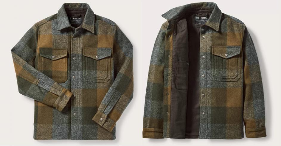 Filson Mackinaw Jac-Shirt
