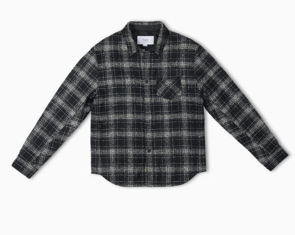 Aztech Mountain - Lenado Plaid Quilted Shirt