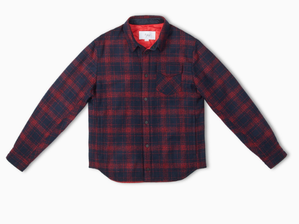 Snap Button Shirt of the Day: Aztech Mountain - Lenado Plaid Quilted Shirt