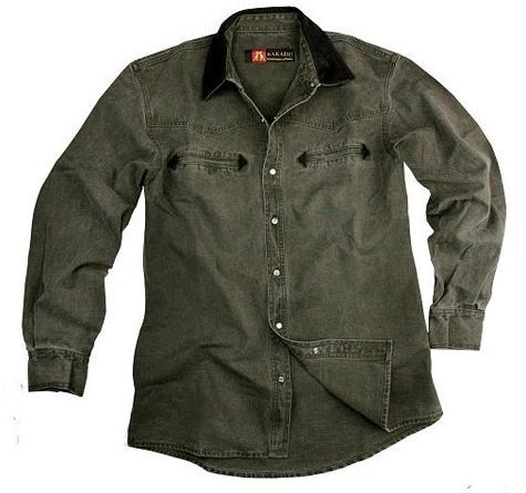 Snap Button Shirt of the Day: Kakadu - Nashville Shirt