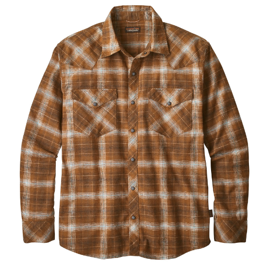 Snap Button Shirt of the Day - Patagonia Western Snap Shirt
