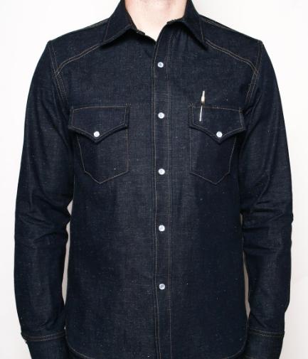 snap-button-shirt-day-rogue-territory-western-shirt-neppy-denim