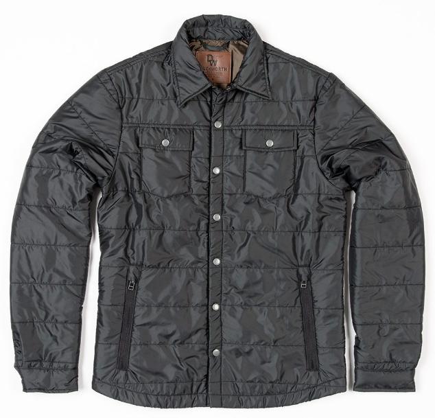 Snap Button Shirt of the Day: Duckworth - WoolCloud Snap Shirt