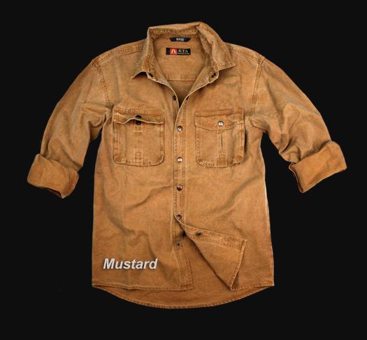 Snap Button Shirt of the Day: Kakadu - McLeod Shirt