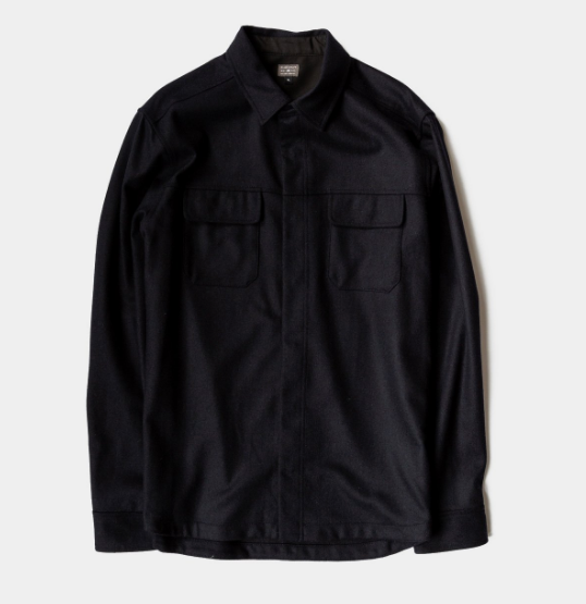Snap Button Shirt of the Day: Wilson & Willy's - Zero Snap Shirt Jacket