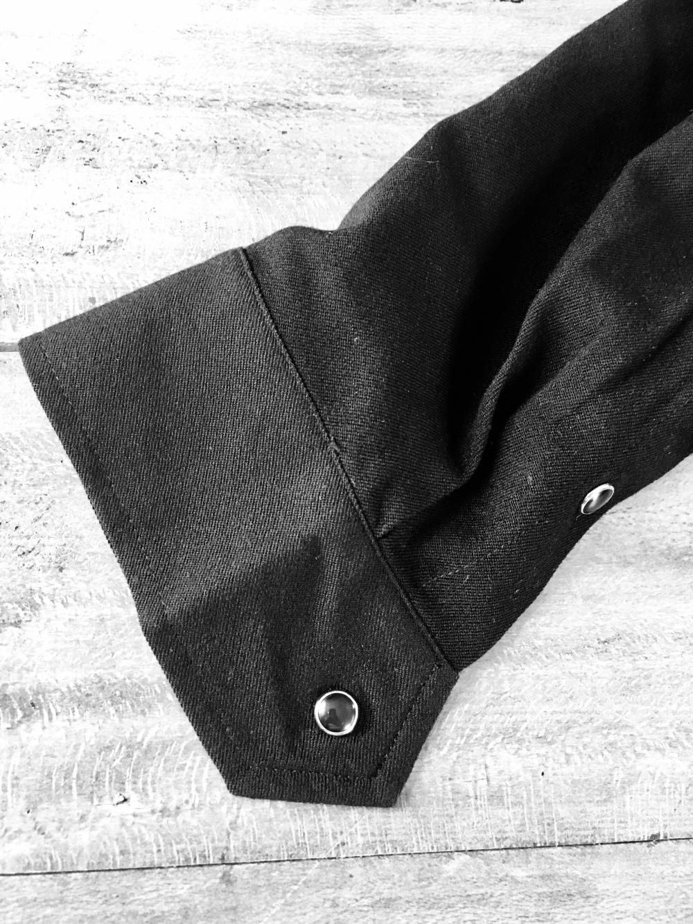 Ramblers Way - Wool Western Gabardine Shirt
