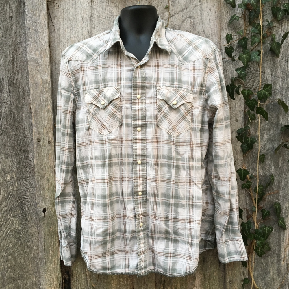 Western shirt American Eagle Outfitters