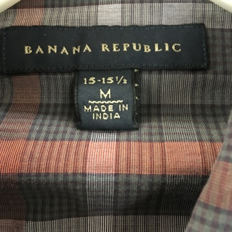 Snap Button Western Shirt - Banana Republic