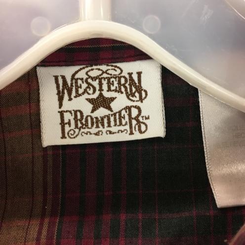 Snap Button Western Shirt - Western Frontier