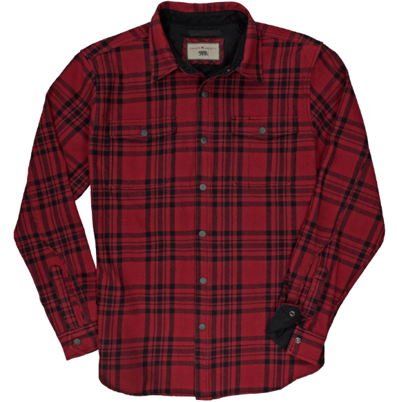 Snap Button Shirt of the Day: Dakota Grizzly - Welles
