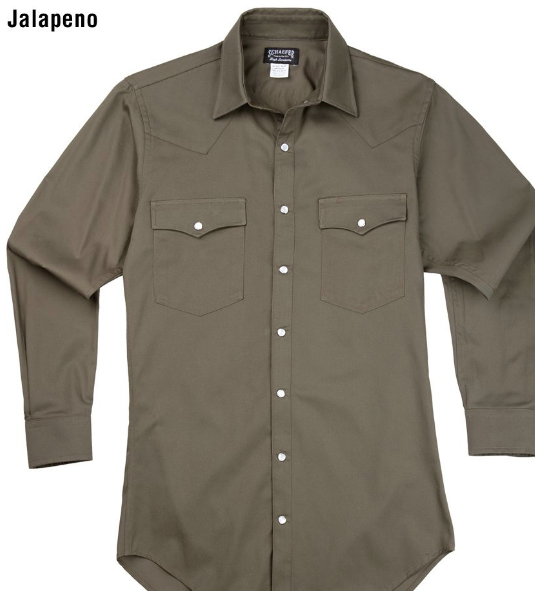 Snap Button Shirt of the Day: Schaefer Outfitter - Remuda Ranch Western Shirt
