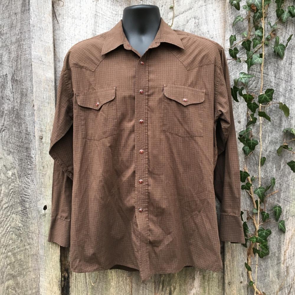 snap-button-western-shirt-panhandle-slim-brown-check