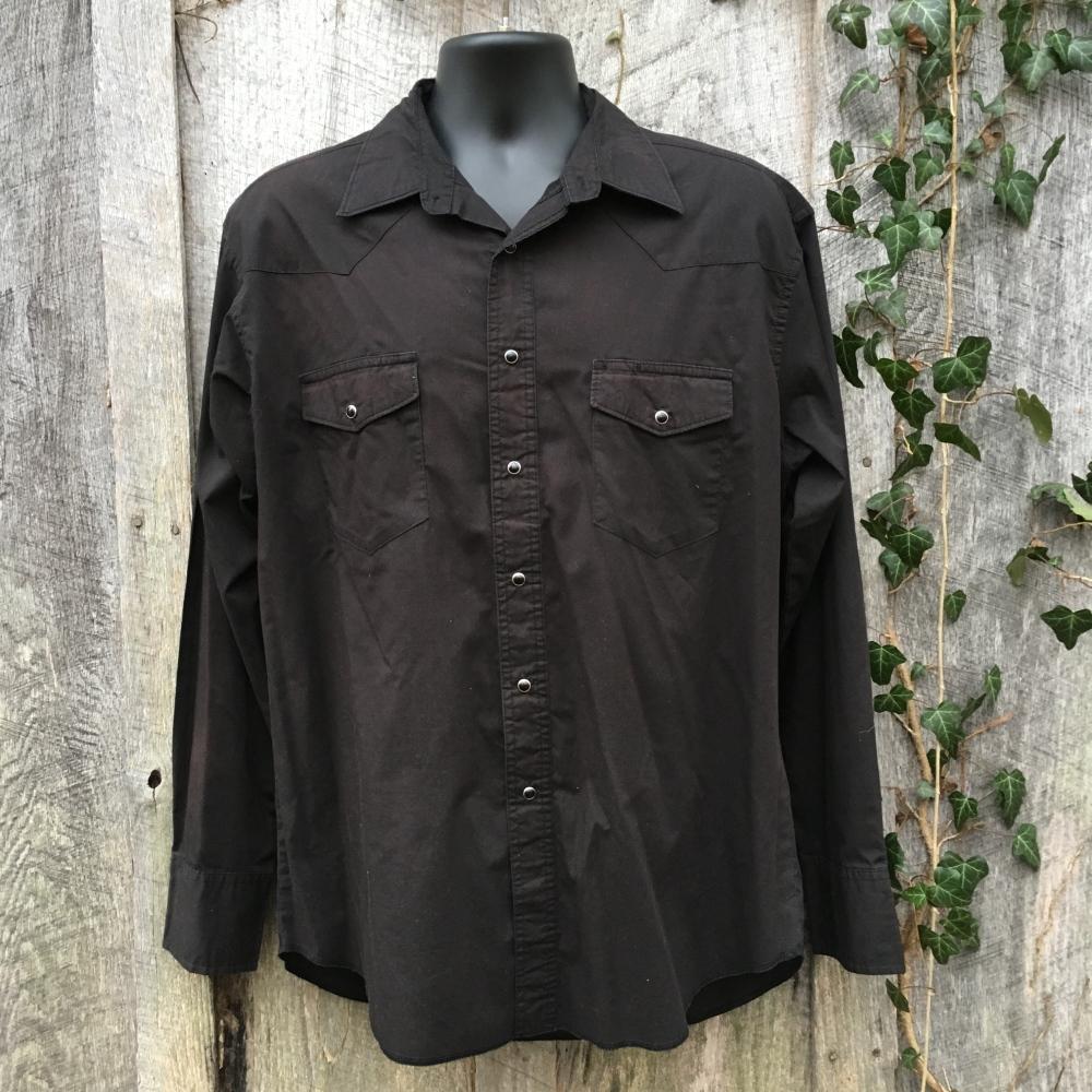 snap-button-western-shirt-wrangler-black