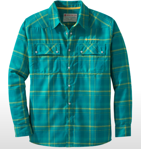 Snap Button Shirt of the Day: Redington - Wayward Flannel Shirt