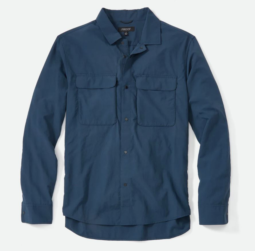 Snap Button Shirt of the Day: Proof - The GOOD Shirt