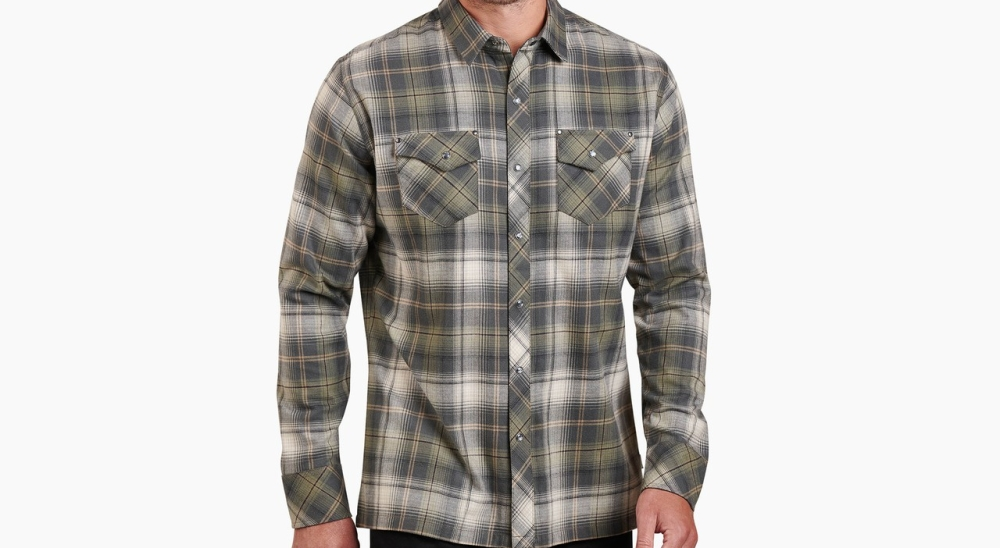 Snap Button Shirt of the Day: Kuhl - Lowdown Shirt