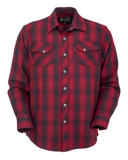 Snap Button Shirt of the Day: Outback Trading Company - Mount Elk Shirt