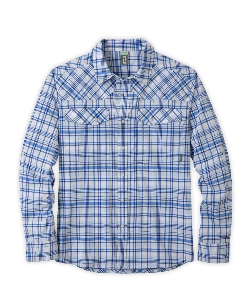 Snap Button Shirt of the Day: Stio - Eddy Drift Shirt