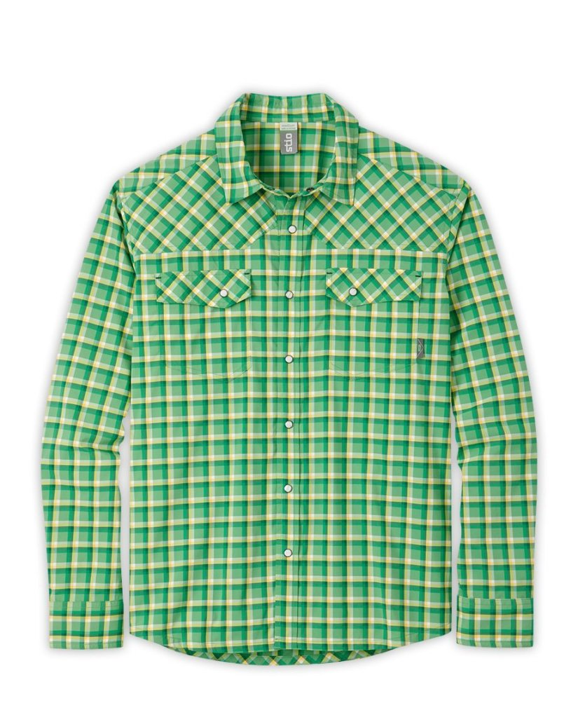 Snap Button Shirt of the Day - Stio: Eddy Shirt