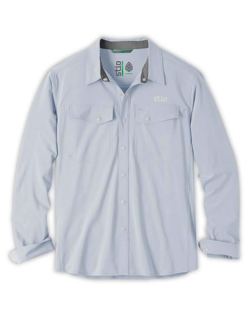 Snap Button Shirt of the Day: Stio - CFS Shirt