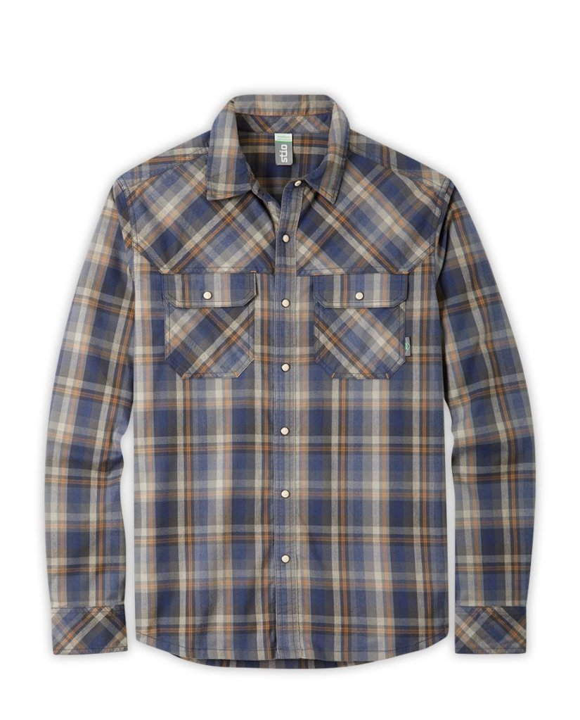 Snap Button Shirt of the Day: Stio - Hayden Shirt